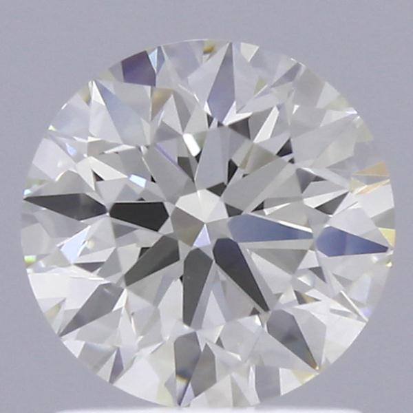 1.08 Carat J-VVS2 Ideal Round Diamond