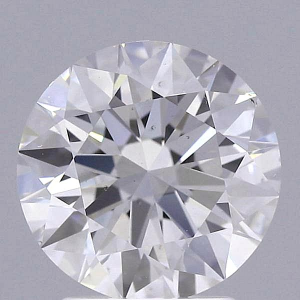 2.11 Carat G-VS2 Ideal Round Diamond