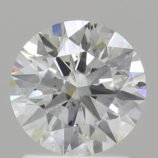 1.30 Carat I-SI2 Ideal Round Diamond