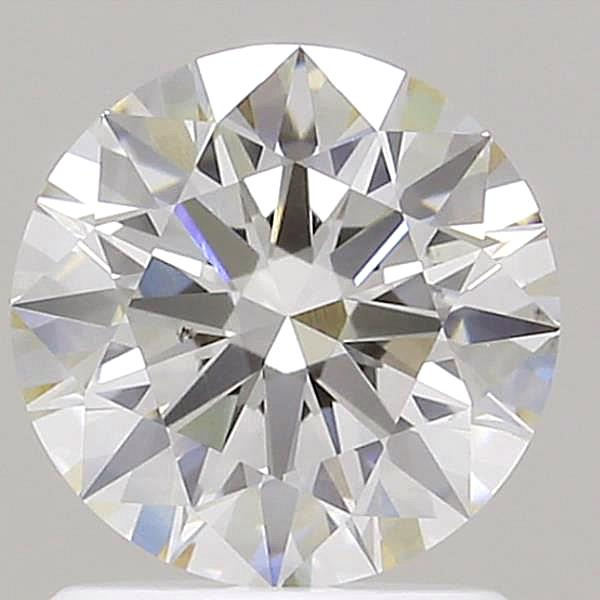 1.19 Carat J-VS1 Ideal Round Diamond