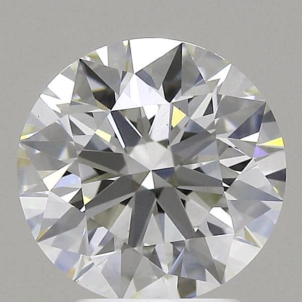 2.69 Carat I-VS1 Ideal Round Diamond