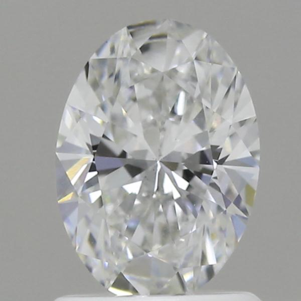 0.95 Carat E-VS1 Ideal Oval Diamond