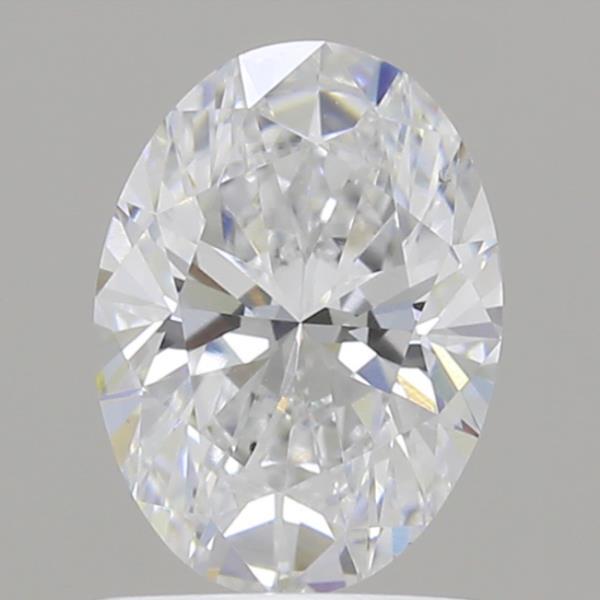 1.02 Carat D-VS2 Ideal Oval Diamond