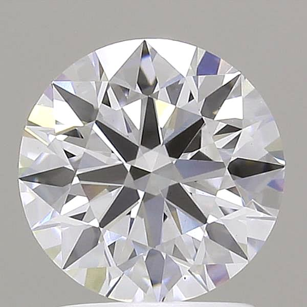 1.59 Carat E-VS1 Ideal Round Diamond